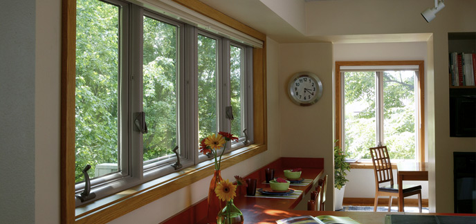 Casement Windows Renewal By Andersen