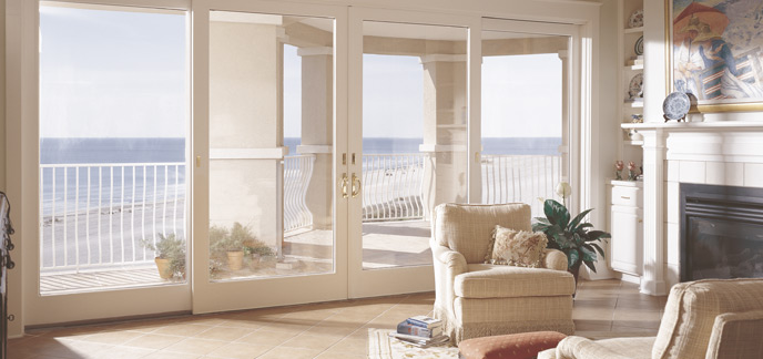 Sliding French Patio Doors Renewal By Andersen