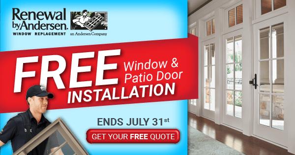 Renewal Window Sale Replacement Windows Portland