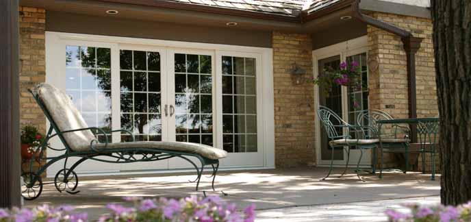 sliding french patio doors renewal by andersen. Black Bedroom Furniture Sets. Home Design Ideas