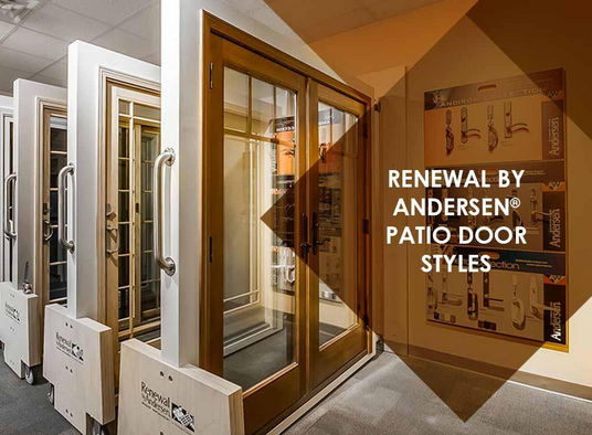 Renewal By Andersen 174 Patio Door Styles