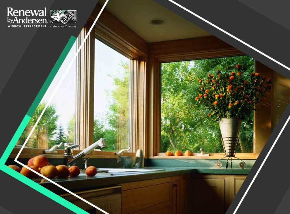 Stylish Design Ideas For Large Kitchen Windows