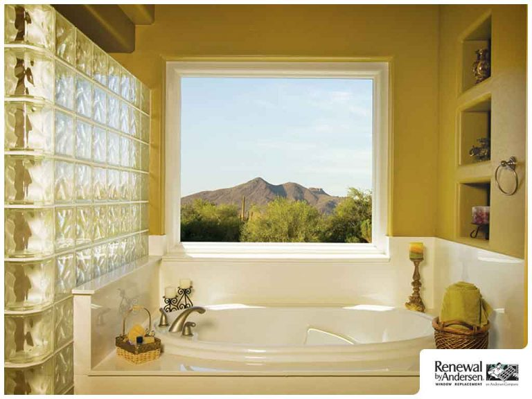 Considerations When Choosing a Window for Your Bathroom